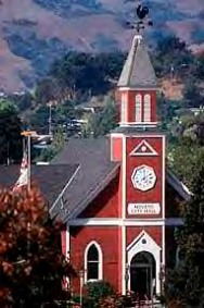 Novato Landmark - Old City Hall